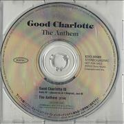 Click here for more info about 'Good Charlotte - The Anthem'