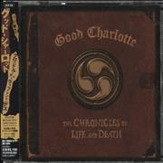 Click here for more info about 'Good Charlotte - The Chronicles Of Life And Death'