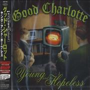 Click here for more info about 'Good Charlotte - The Young And The Hopeless'