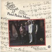 Good Old Boys Pistol Packin' Mama UK vinyl LP