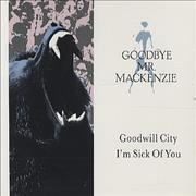 Click here for more info about 'Goodbye Mr. Mackenzie - Goodwill City'
