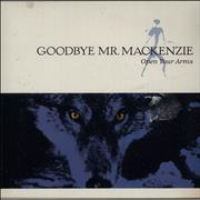 Click here for more info about 'Goodbye Mr. Mackenzie - Open Your Arms'