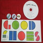 Click here for more info about 'Good Shoes - We Are Not The Same - CD & Badges'