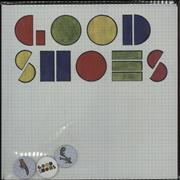 Click here for more info about 'Good Shoes - We Are Not The Same EP + Badges'