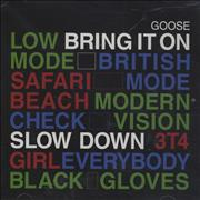 Click here for more info about 'Goose - Bring It On - Album + Instrumental Promo'