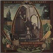 Click here for more info about 'Goose Creek Symphony - Words Of Earnest - Factory Sample'