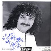 Click here for more info about 'Gordon Giltrap - Autographed Photograph'