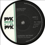 Click here for more info about 'Gordon Giltrap - Sunburst'