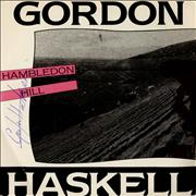 Click here for more info about 'Gordon Haskell - Hambledon Hill - Autographed'