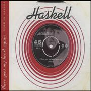 Click here for more info about 'Gordon Haskell - There Goes My Heart Again'