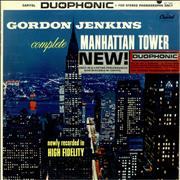 Click here for more info about 'Gordon Jenkins - Manhattan Tower'