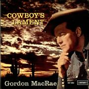 Click here for more info about 'Gordon MacRae - Cowboys Lament'