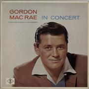 Click here for more info about 'Gordon MacRae - In Concert'