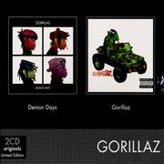 Click here for more info about 'Gorillaz - 2CD Originals - Sealed'