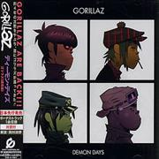 Click here for more info about 'Gorillaz - Demon Days'