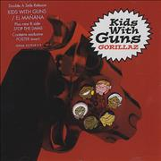 Click here for more info about 'Gorillaz - El Manana / Kids With Guns'