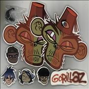 Click here for more info about 'Gorillaz Mobile Display'