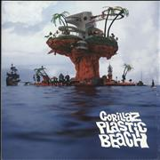 Click here for more info about 'Plastic Beach - 1st - 180gram Vinyl'