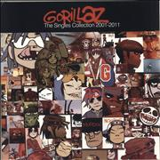 Click here for more info about 'Gorillaz - The Single Collection 2001-2011'