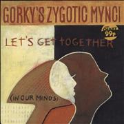 Click here for more info about 'Gorky's Zygotic Mynci - Let's Get Together (In Our Minds) + Numbered'