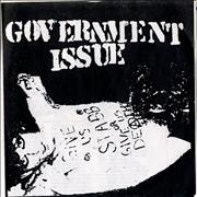 Click here for more info about 'Government Issue - Give Us Stabb Or Give Us Death'