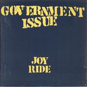 Click here for more info about 'Government Issue - Joy Ride - 1st + Insert'