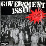 Click here for more info about 'Government Issue - Live!'