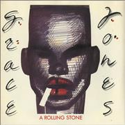 Click here for more info about 'Grace Jones - A Rolling Stone'