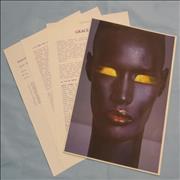 Click here for more info about 'Grace Jones - Bulletproof Heart'