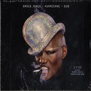 Click here for more info about 'Grace Jones - Hurricane & Hurricane Dub'