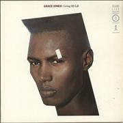 Click here for more info about 'Grace Jones - Living My Life'