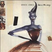 Click here for more info about 'Grace Jones - Love Is The Drug'