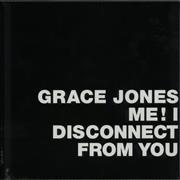 Click here for more info about 'Grace Jones - Me! I Disconnect From You - RSD14 - Sealed'