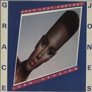 Click here for more info about 'Grace Jones - She's Lost Control (Long Version)'