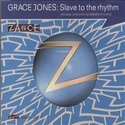 Click here for more info about 'Grace Jones - Slave To The Rhythm - 1'