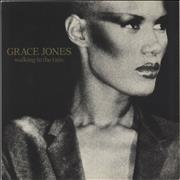 Click here for more info about 'Grace Jones - Walking In The Rain'