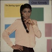 Click here for more info about 'Grace Kennedy - I'm Starting Again'