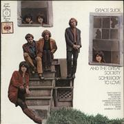 Click here for more info about 'Grace Slick - Somebody To Love - Export Issue'