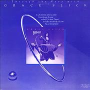 Click here for more info about 'Grace Slick - Through The Hoop'