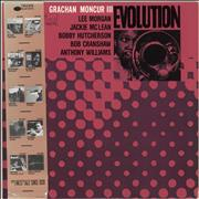 Click here for more info about 'Grachan Moncur III - Evolution + obi'