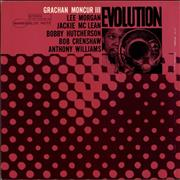 Click here for more info about 'Grachan Moncur III - Evolution - Division Of Liberty'