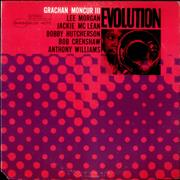 Click here for more info about 'Grachan Moncur III - Evolution - 'b' Label'