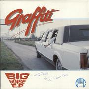 Click here for more info about 'Graffiti - Big Noise E.P - Autographed'