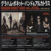 Click here for more info about 'Graham Bonnet - Japan Tour 2017'