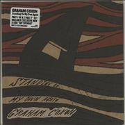 "Graham Coxon Standing On My Own Again - Parts 1 & 2 UK 7"" vinyl"