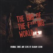 Click here for more info about 'Graham Coxon - The End Of The Fxxxing World 2 (Original Songs And Score) - Sealed'