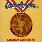 Click here for more info about 'Graham Gouldman - Animalympics - embossed p/s + inner'