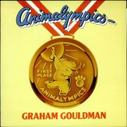 Click here for more info about 'Graham Gouldman - Animalympics - embossed p/s'