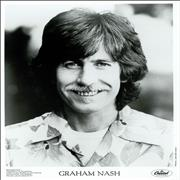 Click here for more info about 'Graham Nash - Earth & Sky'