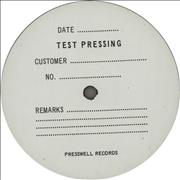 Click here for more info about 'Graham Nash - Graham Nash / David Crosby - Test Pressing'